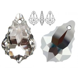 Swarovski 6090 Baroque 16mm Crystal CAL