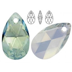 Swarovski 6106 Pear-shaped 22mm Blue Shade