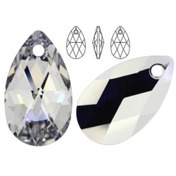 Swarovski 6106 Pear-shaped 16mm Crystal CAL