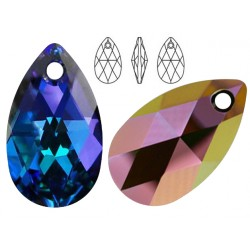 Swarovski 6106 Pear-shaped 16mm Heliotrope