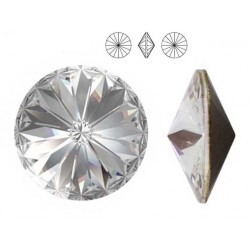 Swarovski 1122 Rivoli 8,3mm Crystal F