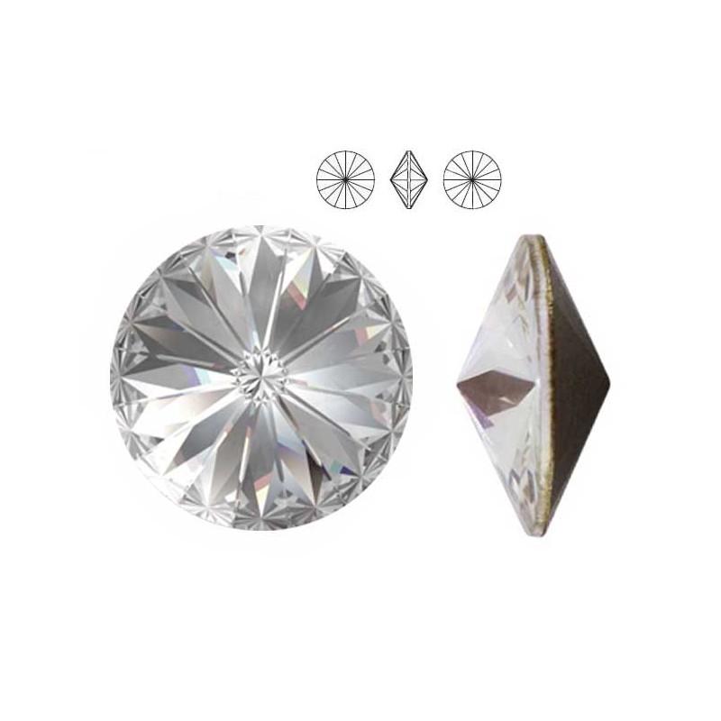 87f5ba0e76f Swarovski |Rivoli |1122 |12mm | Crystal | Kryształ