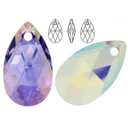 Swarovski 6106 Pear-shaped 22mm Tanzanite AB
