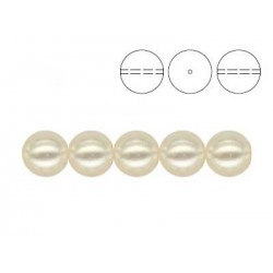 Swarovski 5810 Pearl 4mm Crystal White (10 szt)