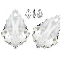Swarovski 6090 Baroque 16mm Crystal