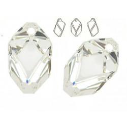 Swarovski 6650 Cubist 22mm Crystal