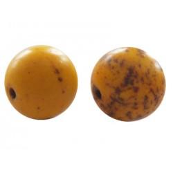 Howlit żółty kulka 10mm