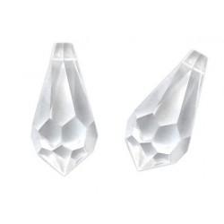 Swarovski 6000 Drop 13mm Crystal AB