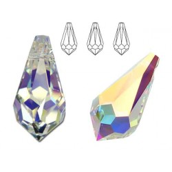 Swarovski 6000 Drop 13mm Crystal AB